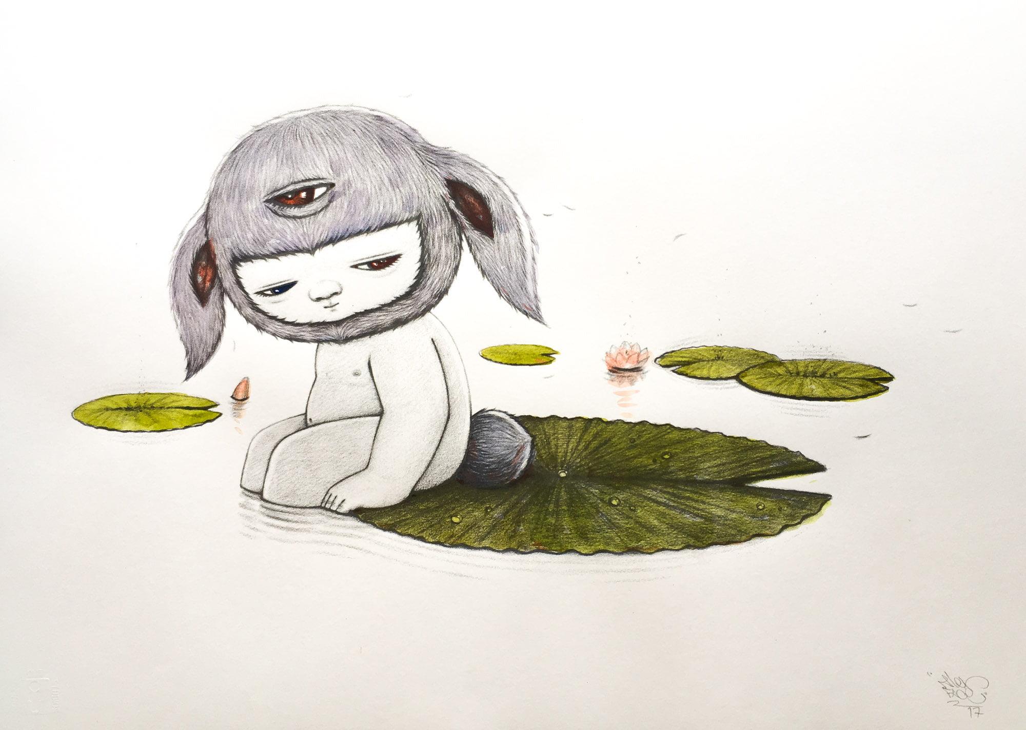 alexface watercolors